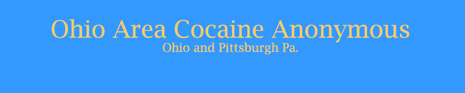 Cocaine Anonymous Ohio